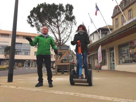 Segway gyropode - Office de tourisme saint quay portrieux ...