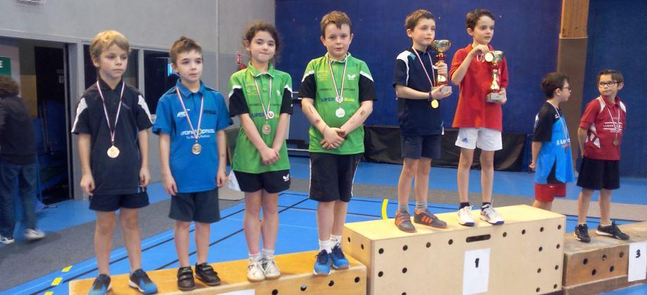 tennis de table jeunes SQPx slide
