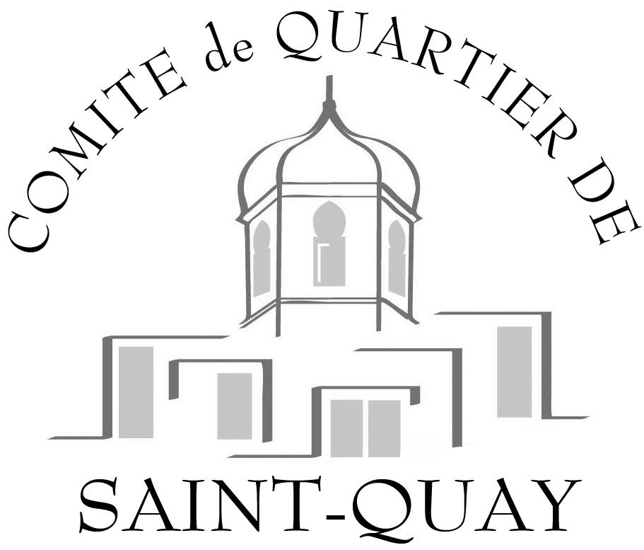 LOGO Comité Quatier St-Quay