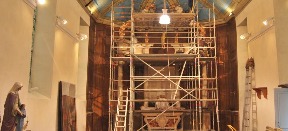 renvovation chapelle sainte-anne saint-quay-portrieux mai2017 slide